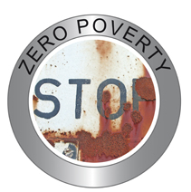 Logo Zero Poverty