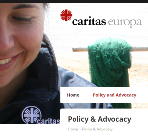 Caritas Europa Policy and Advocacy