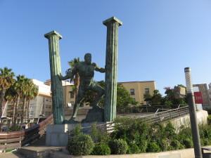 Colonne d'Ercole- Ceuta